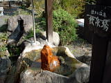 えのき公園 飲泉場