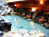 秀水園露天風呂