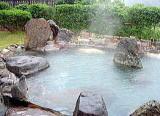曽木の滝温泉 露天風呂