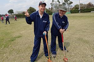6月 グラウンド・ゴルフ大会
