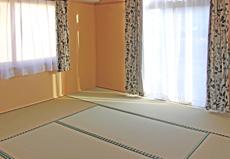 8畳の居室
