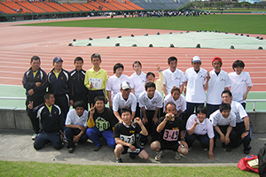 5月 県障害者スポーツ大会