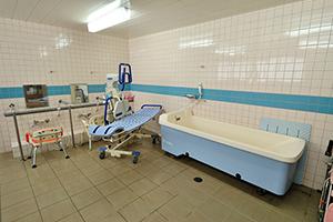 入浴(福祉浴槽)