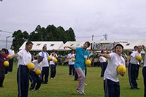 機能回復訓練:3B体操