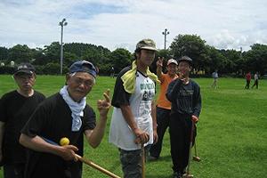 7月 グランドゴルフ大会