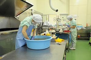 食品加工部門