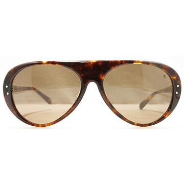 Tart Optical(タート オプティカル)サングラス SURFER(サーファー) walnut/a  ブルース・リー 愛用 サングラス