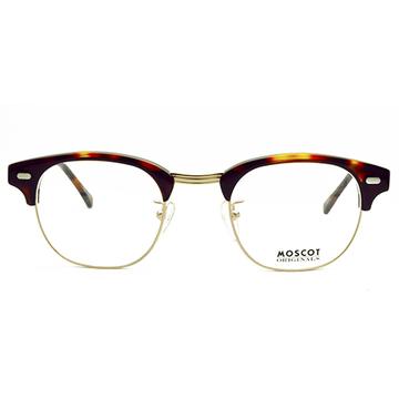 MOSCOT(モスコット) YUKEL (ユケル)  46サイズ TORTOISE/GOLD ベッコウ/ゴールド
