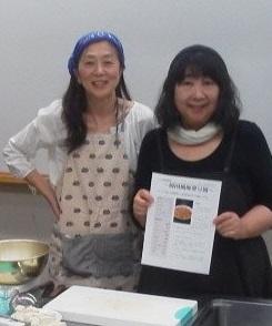 ホームレス料理教室2015年4月26日
