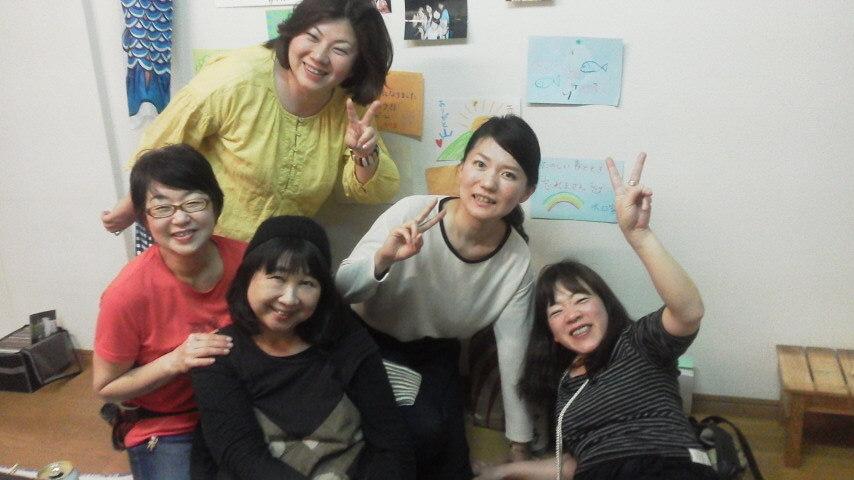 磯脇京子 林ビルお別れ会♪
