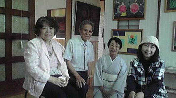 相星雅子先生♪福宿宅2010年7月8日