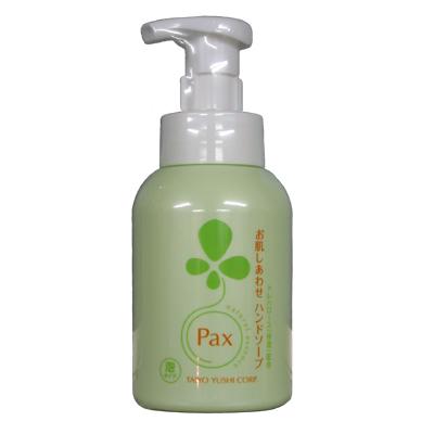 PAX お肌しあわせハンドソープ ポンプ式ボトルの写真