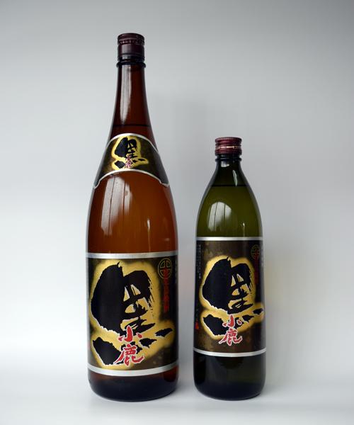 芋焼酎「小鹿 黒(こじかくろ)」1800ml(25度) / 小鹿酒造(鹿児島県鹿屋市)