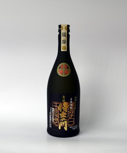 芋焼酎「古酒 侍士の門(さむらいのもん)」720ml(25度) / 太久保酒造(鹿児島県志布志市)