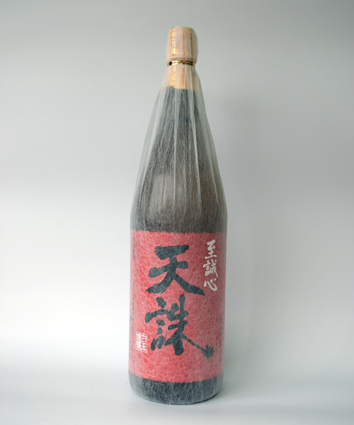 米・芋焼酎「天誅(てんちゅう)」1800ml(25度) / 白玉醸造(鹿児島県錦江町)