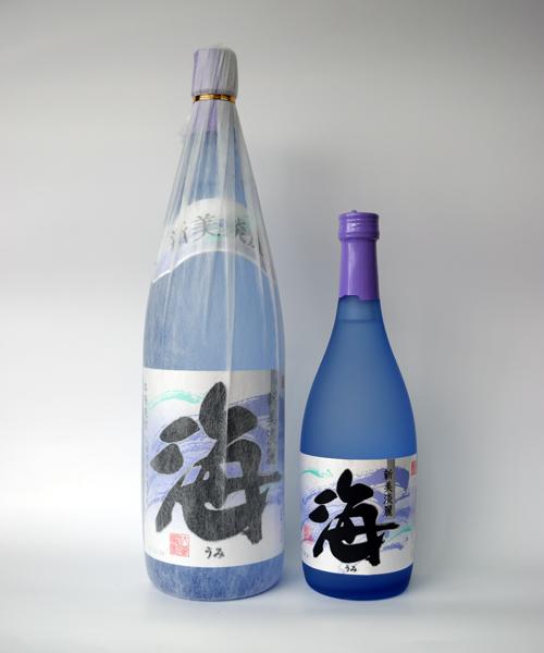 芋焼酎「海(うみ)」1800ml(25度) / 大海酒造(鹿児島県鹿屋市)
