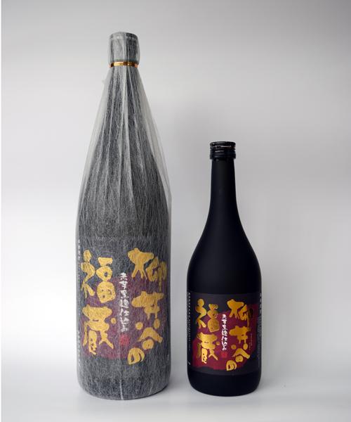 芋焼酎「柳井谷の福蔵(やないだんのふくぞう)」720ml(25度) / 寿海酒造(宮崎県串間市)