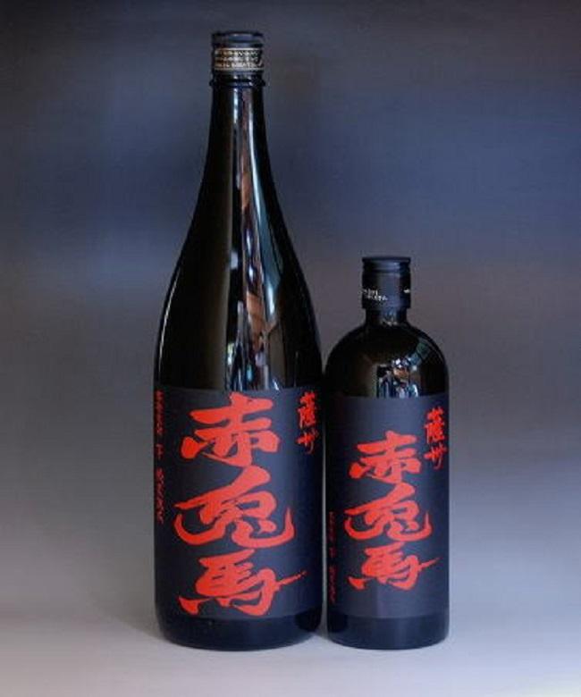 芋焼酎「赤兎馬(せきとば)」1800ml(25度) / 濱田酒造(鹿児島県いちき串木野市)