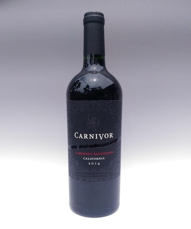 赤ワイン「CARNIVOR(カーニヴォ)2014」750ml(13.5度) / ガロ社(アメリカ)
