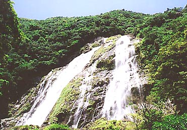 Waterfall of Okawa
