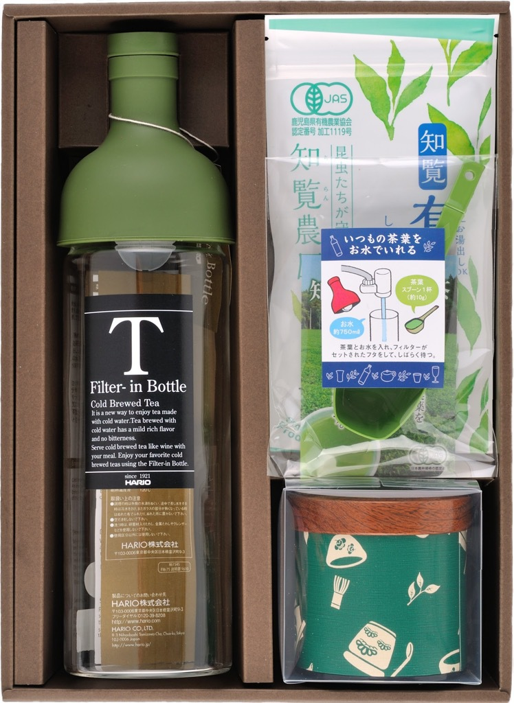 夏ギフト【水出し緑茶セット】No.7